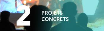 Projets concrets