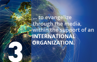 3 : Une organisation internationale