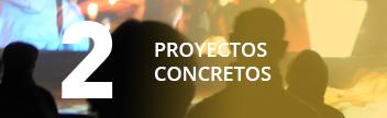Proyectos concretos